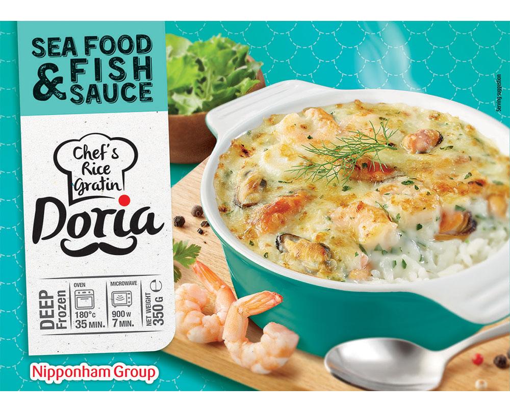 Seafood & Fish sauce
