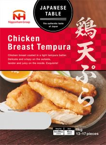 Chicken Breast tempra